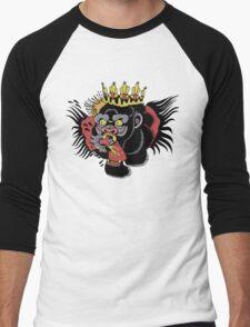 Conor Mcgregor Chest Tattoo T-shirt (clean) Men's Baseball ¾ T-Shirt