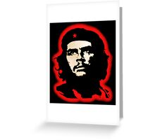 Che Guevara Hee. Greeting Card