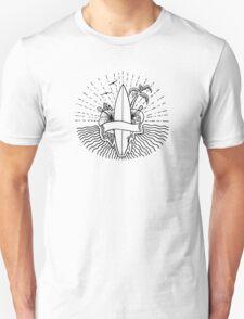 Surfing Hawaii T Shirt Unisex T-Shirt
