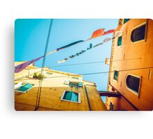 Venice's Architecture Canvas Print