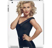 julianne hough grease iPad Case/Skin