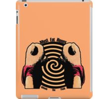 Must Eat Honey iPad Case/Skin