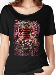 Nightmare Busters Women's Relaxed Fit T-Shirt