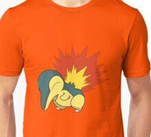 cyndaquil Illustration Unisex T-Shirt