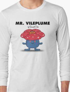 Mr. Vileplume Long Sleeve T-Shirt