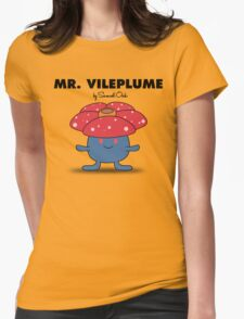 Mr. Vileplume Womens Fitted T-Shirt