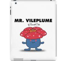 Mr. Vileplume iPad Case/Skin