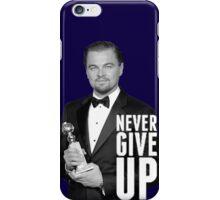 Leonardo di Caprio Oscars 2016 iPhone Case/Skin