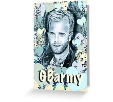 GBarmy Love Greeting Card
