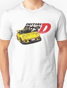 INITIAL-D KEISUKE RX-7 Unisex T-Shirt