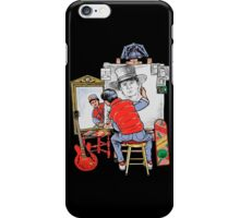 Marty Future Self Portrait iPhone Case/Skin