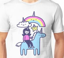 Unicorn Buds Unisex T-Shirt