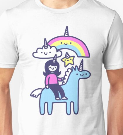 Unicorn Buds Unisex T-Shirt