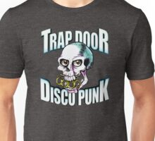 Trap Door Disco Punk Skull Brass Knuckles Unisex T-Shirt