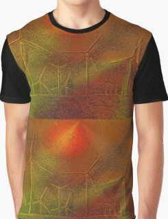 Wind and Solar Power Graphic T-Shirt