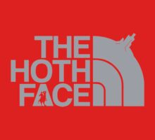The Hoth Face One Piece - Short Sleeve