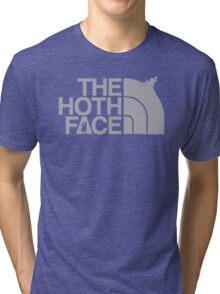 The Hoth Face Tri-blend T-Shirt