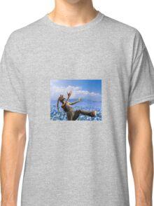 Jar Jar Binks Flower Field Classic T-Shirt