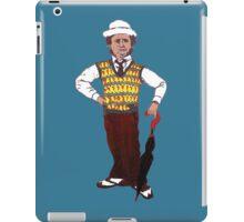 7th DOCTOR iPad Case/Skin