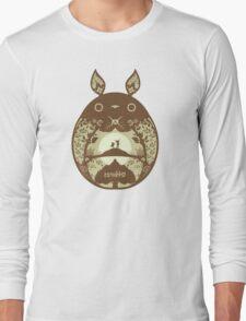 Totoro My Neighbor Long Sleeve T-Shirt