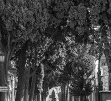 Buenos Aires Cemetery Sticker