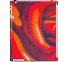 Graffiti Rose iPad Case/Skin