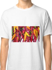 Peppers - Farmers Market - Madison - Wisconsin Classic T-Shirt