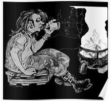 Backwoods Punk - NIGHT VERSION Poster