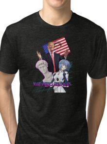 Make Anime Great Again Tri-blend T-Shirt