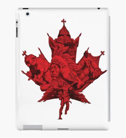 Canada iPad Case/Skin