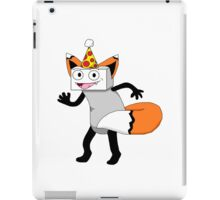 Birthday (Fox)Boy Blam iPad Case/Skin