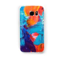 Painting with Abandon Samsung Galaxy Case/Skin