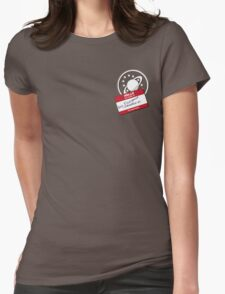 Crewman #6 - NSEA Protector Womens Fitted T-Shirt