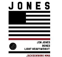 Jon Jones Fight Camp Photographic Print