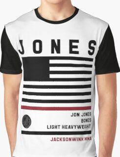 Jon Jones Fight Camp Graphic T-Shirt
