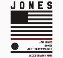 Jon Jones Fight Camp Kids Tee