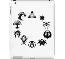 Magic the Gathering Guilds iPad Case/Skin
