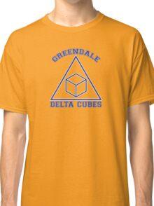Greendale Delta Cubes Frat Classic T-Shirt