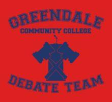 Greendale Debate Team One Piece - Short Sleeve