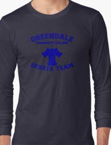 Greendale Debate Team Long Sleeve T-Shirt