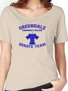 Greendale Debate Team Women's Relaxed Fit T-Shirt