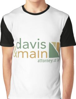 davis & main Graphic T-Shirt