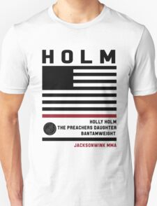 Holly Holm Fight Camp Unisex T-Shirt