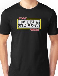 Greendale Fort Wars: Blanket vs Pillow Unisex T-Shirt