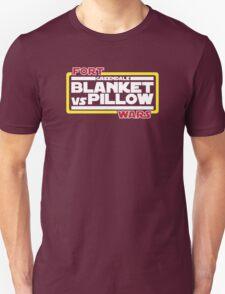 Greendale Fort Wars: Blanket vs Pillow Unisex T-Shirt