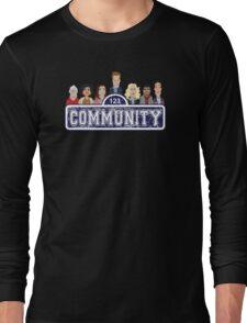 Community Street Long Sleeve T-Shirt