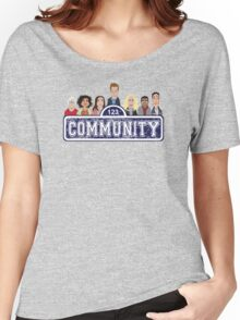 Community Street Women's Relaxed Fit T-Shirt