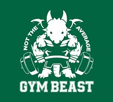 Not the average GYM BEAST Unisex T-Shirt