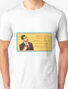 Ball a Lot Unisex T-Shirt