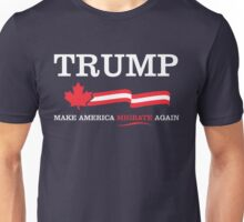 Make America Migrate Again Unisex T-Shirt